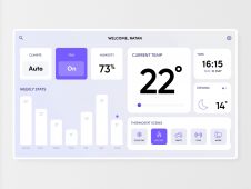 Thermostat App Smart Home