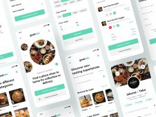 Food Delivery Mobile App by Go