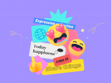 Expression Card