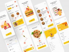 Food App | Food Delivery (full