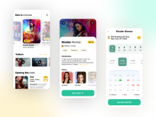 Movie APP UI