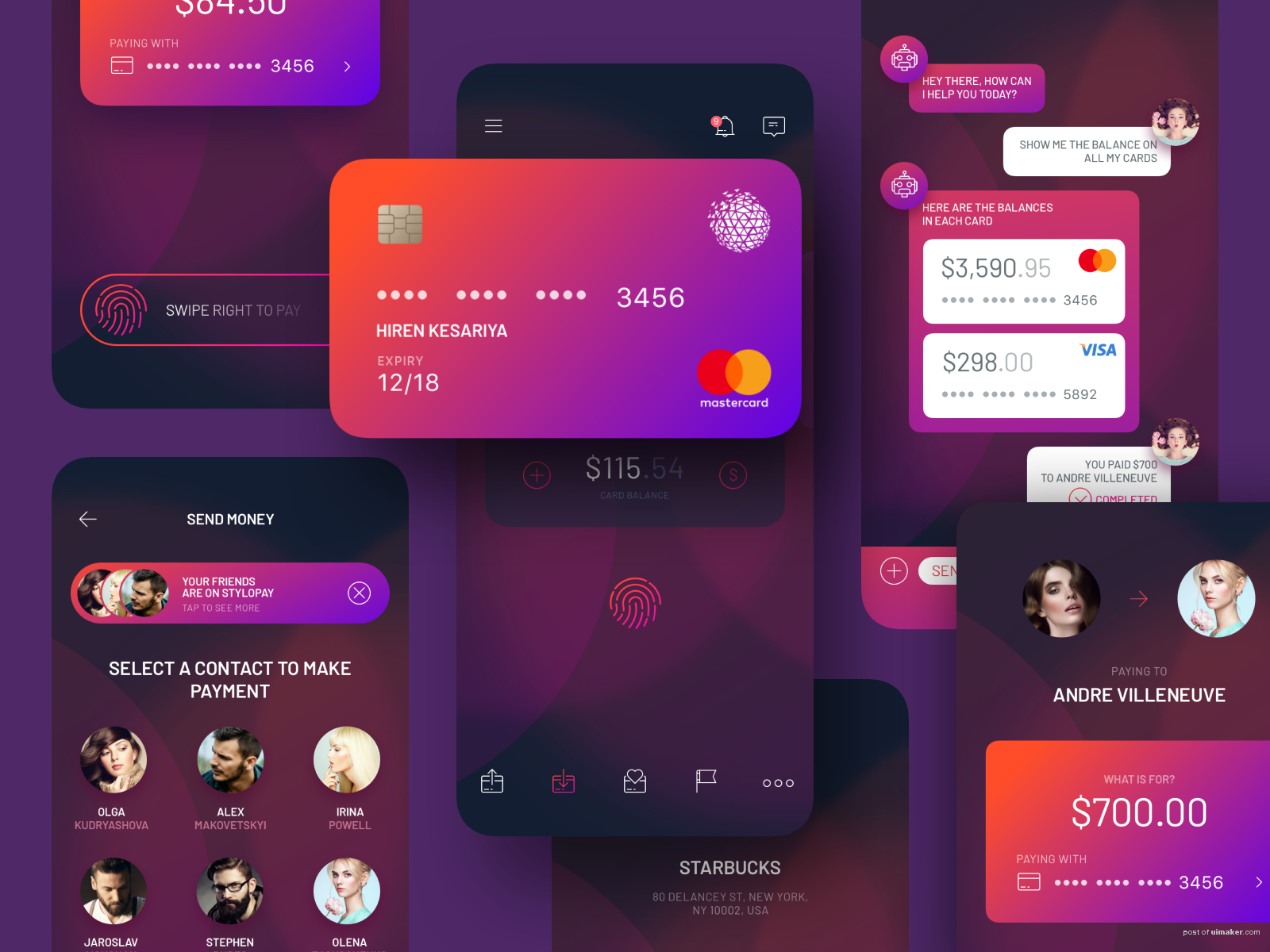 Ultimate Payment App Design