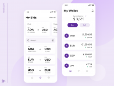 Currency Exchange Mobile App D