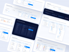 BlueReceipt Design System Drop