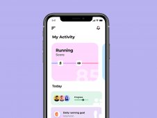 Sport Activity Dashboard App