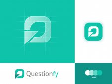 Questionfy Logo Design