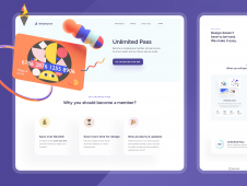 Designspace Unlimited Pass