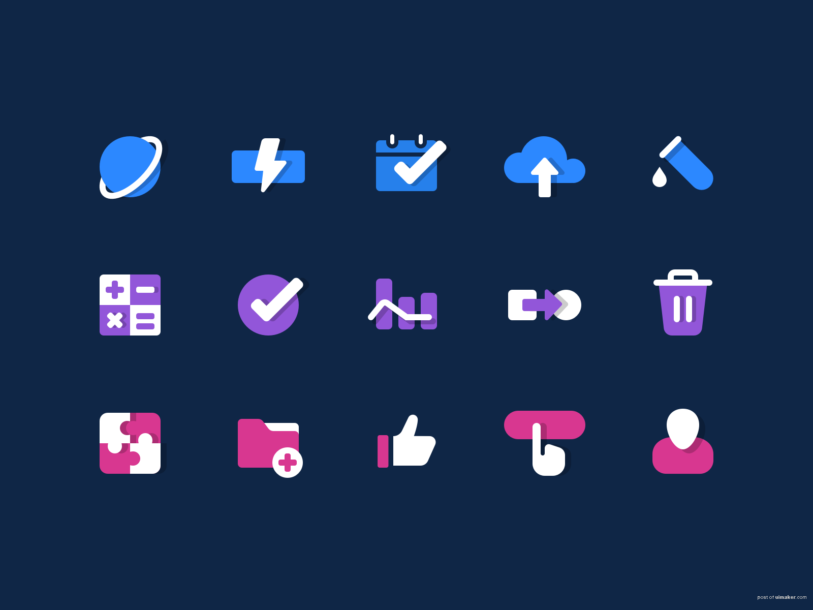 Schematic Icons