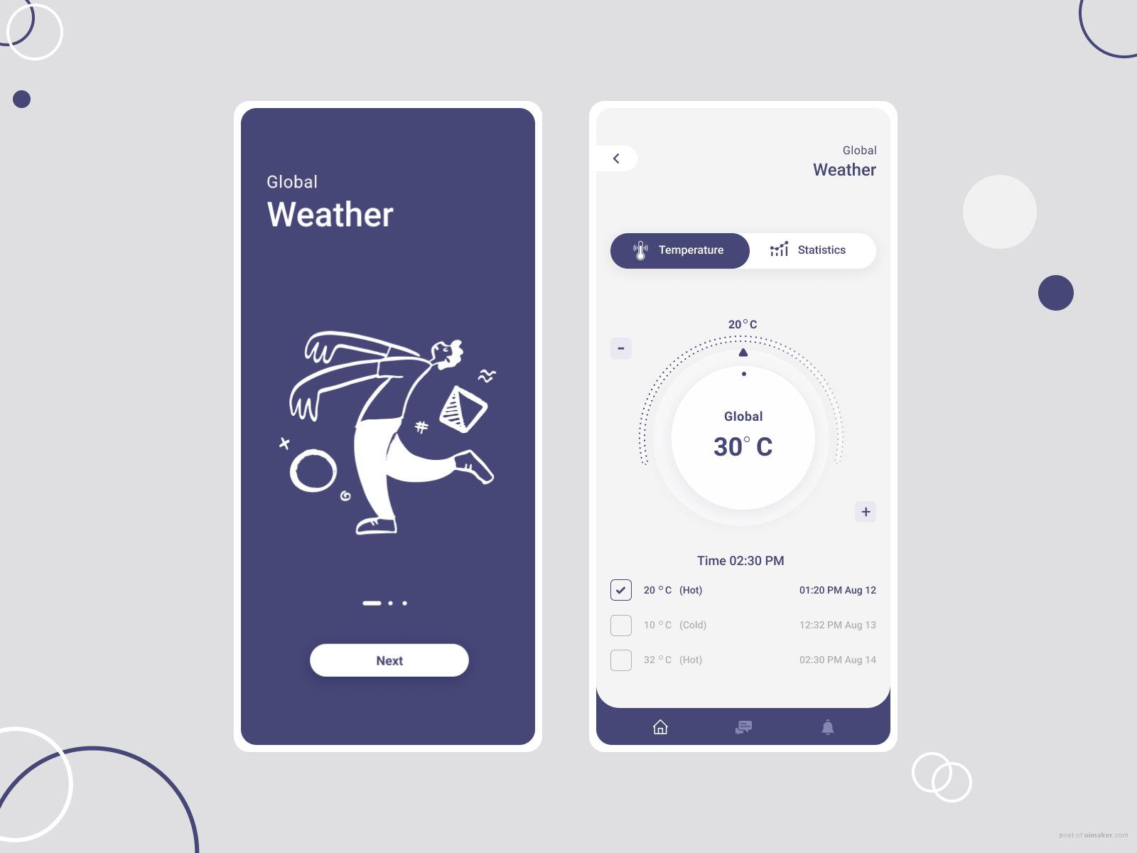 Weather Mobile App