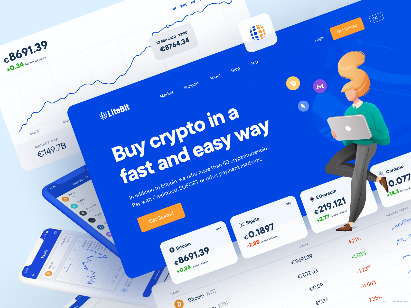 The Safe and Simple Way to Buy Crypto