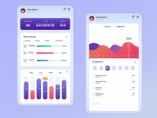 User Interface App Design