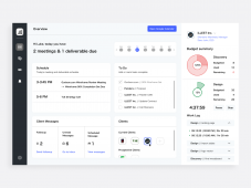 Freelance Designer Dashboard