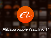 Alibaba Apple Watch APP 交互动效